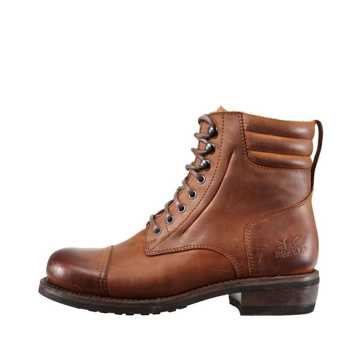 ROKKER Boots Urban Racer brown - new collection 2016