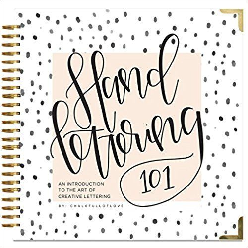 Cool #book - Hand Lettering 101: An Introduction to the Art of Creative Lettering