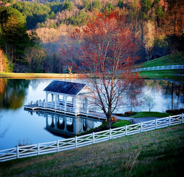 In a Perfect World... - atlantic-saints:   Blackberry Farm, Tennessee