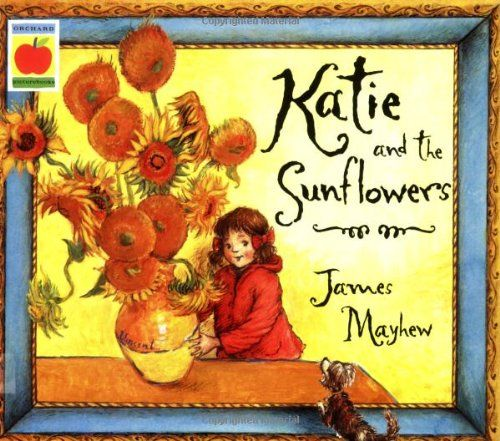 Vincent Van Gogh Sunflowers And Swirly Stars Smart About Art Joan Holub