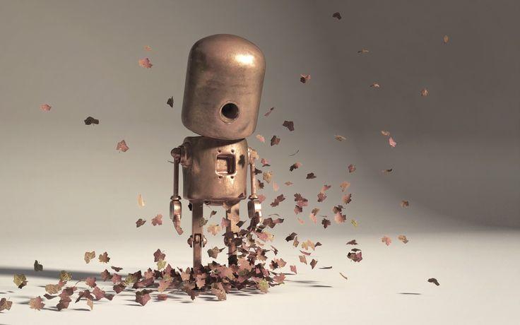 ArtStation - Robot 01, Fernando Spillari Costa