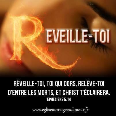 Ephesiens 5 : 14 | L'Epouse de Christ