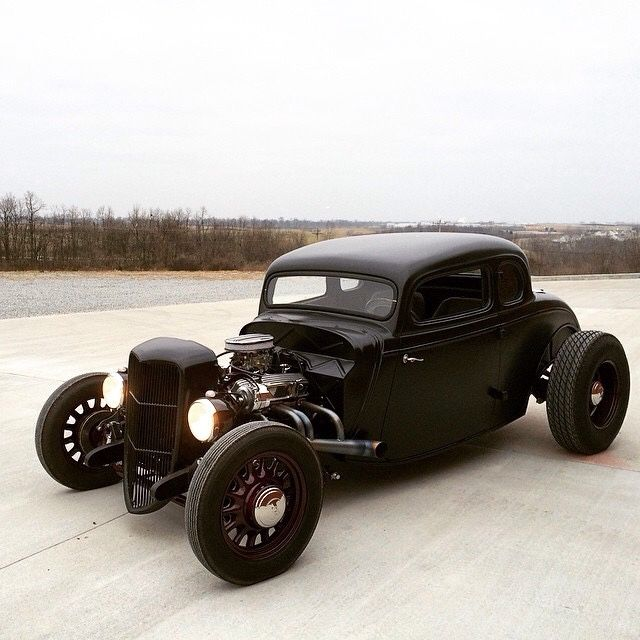 Just a hotrodder : Photo