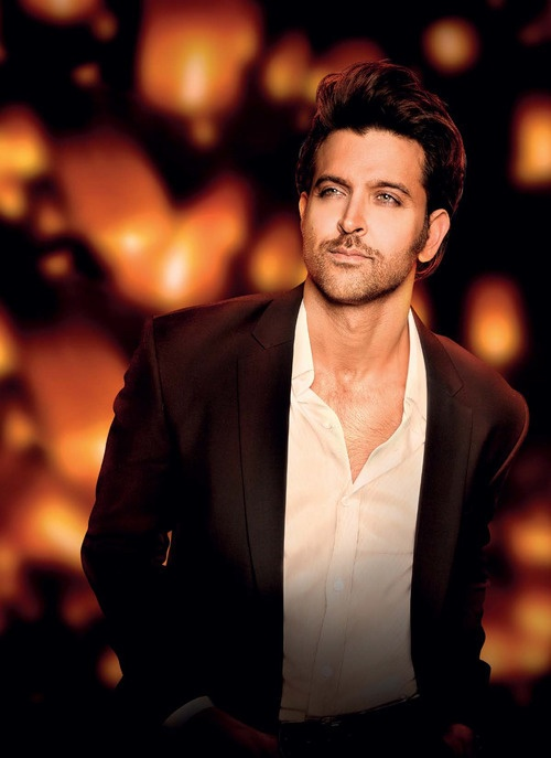 Hrithik Roshan...this level of attractive should not be legal.
