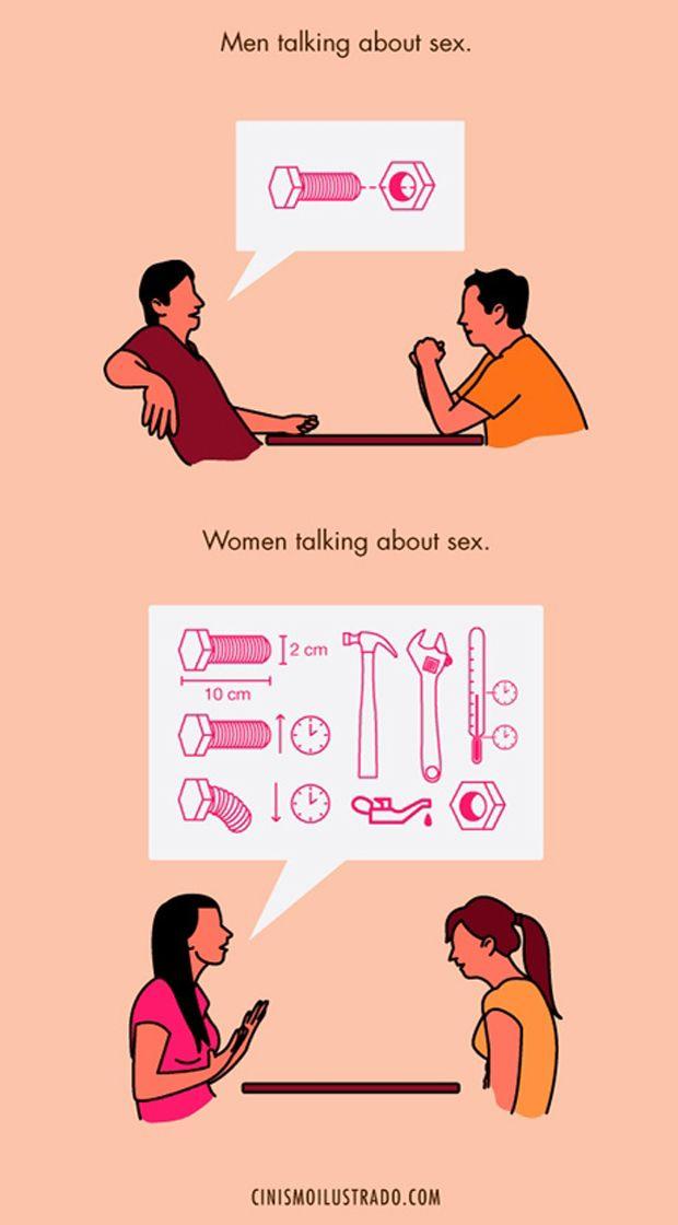 Прикольные картинки как мужчины говорят, новым годом