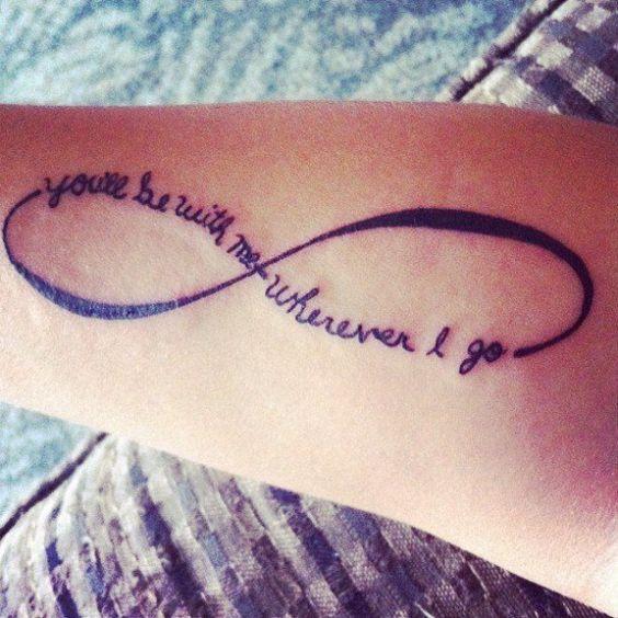 Beautiful memorial tattoo by JulianaaXOXO