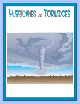 Hurricanes and Tornadoes Thematic Unit