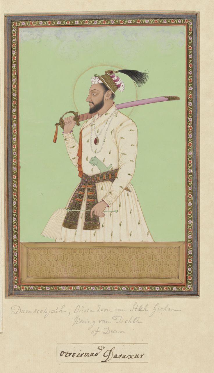 Dara Shikoh, Son of Shah Jahan