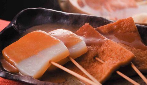 生姜味噌おでんレシピ
