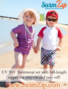 wimZip 2013: Rash Guard, Bathing Suits, Baby Safety, Swimwear, Bath Suits, Kids, Sun Protective, Sun Hats, Little Boys