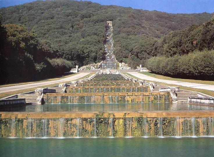 Fontana di Eolo, Reggia di Caserta