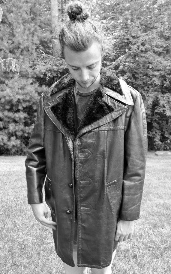 Vintage Gary Gordon Outerwear Julius & Sons Boston by glimfeathers