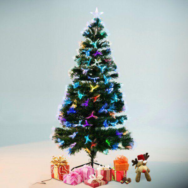 M s de 20 ideas incre bles sobre luces de sala de navidad - Arbol navidad led ...