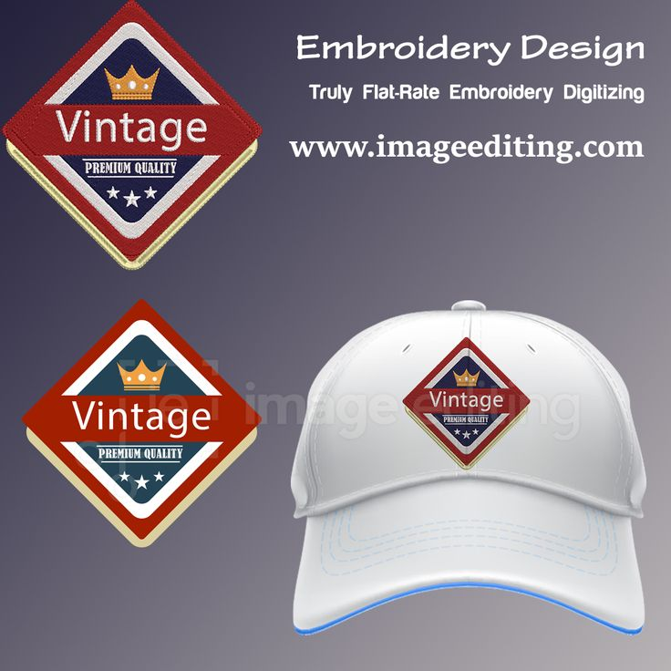 We Provide Fast,Reliable,Topquality Logo Embroidery