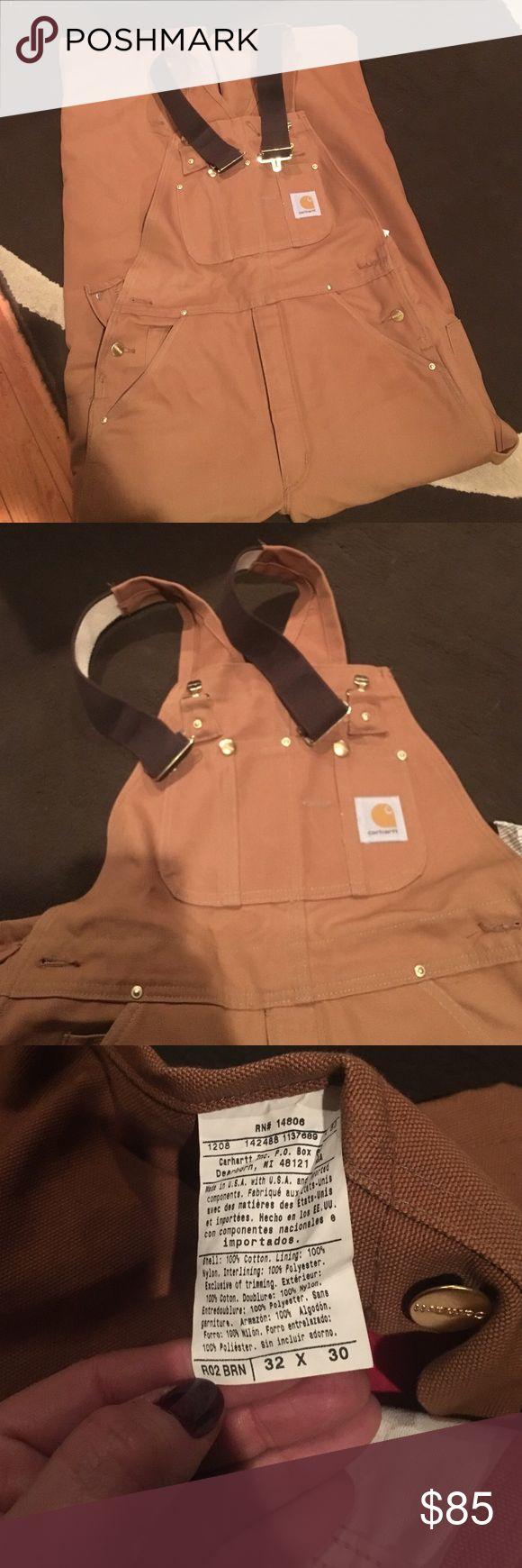 Carhartt men's insulated bibs. Never worn. Carhartt men's insulated bibs. Never worn. Tags where taken off. Size 32x30. Carhartt Other