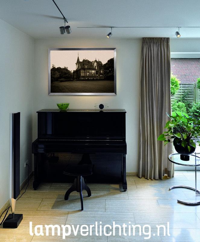 living room track lighting%0A Buy SLV HV   circuit track Bima I silver grey