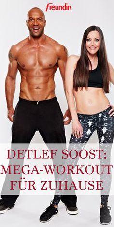 Detlef Soost zeigt Ihnen das beste Workout für zu Hause – Babett Schneider