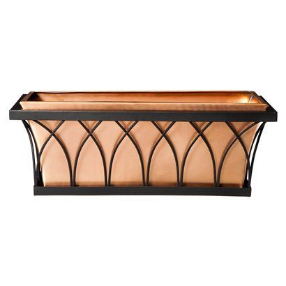 Window box planter smith and hawken premium quality Smith and hawken