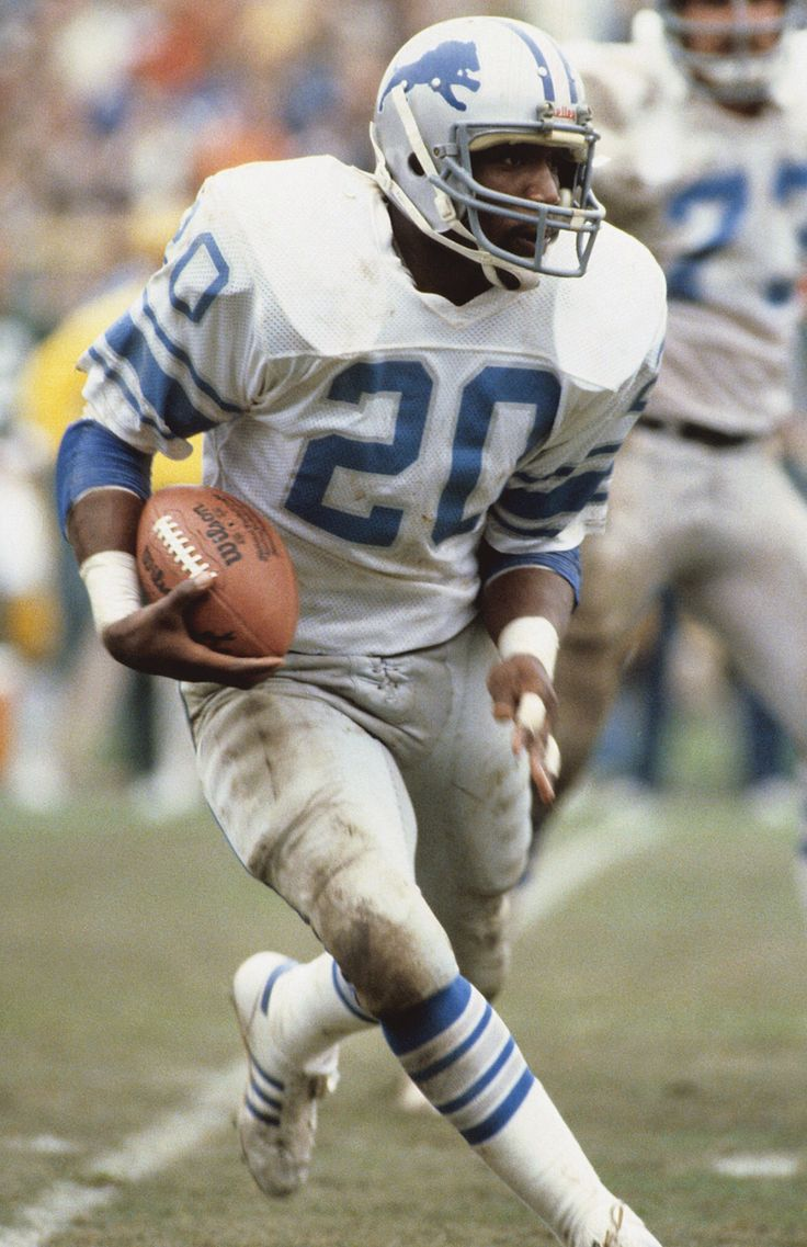 Billy Sims Detroit Lions Detroit Lions Football Nfl