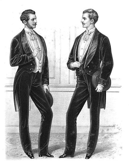 """1870 Fashion plate from """"Gazette of Fashion, and Cutting-room Companion"""""""