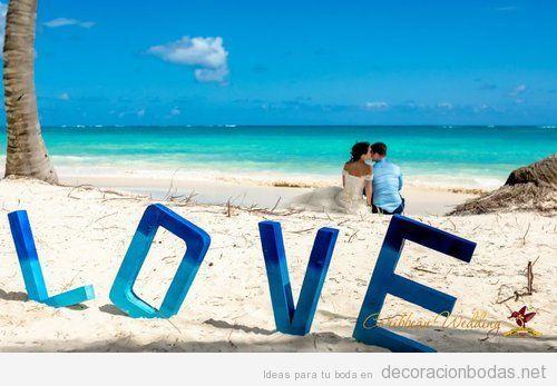 Ideas decoración boda en la playa 3