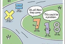 Math problem humor