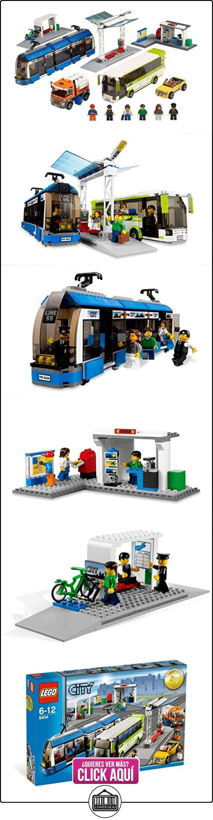 LEGO City Set #8404 Public Transport (japan import)  ✿ Lego - el surtido más amplio ✿ ▬► Ver oferta: https://comprar.io/goto/B003WF6UWM