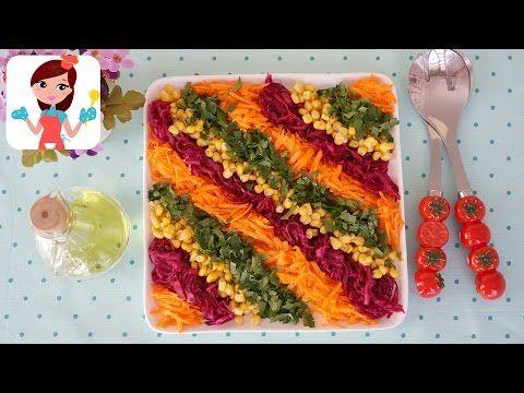 Mor Lahana Turşusu ve Salatası (Videolu Tarif) | Kevserin Mutfağı - Yemek Tarifleri