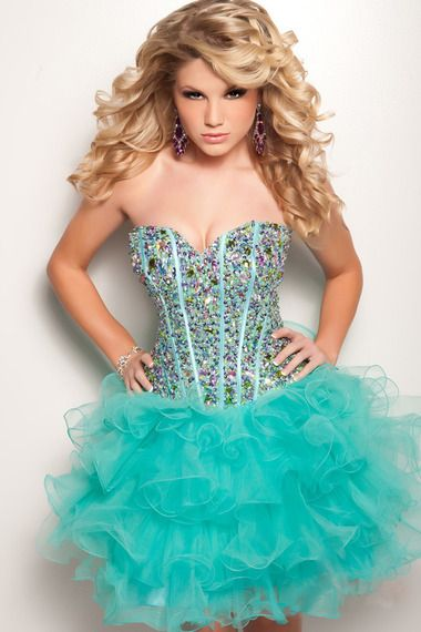 2014 on-sale New Homecoming Dresses Ball Gown ALL SIZES & COLORS available