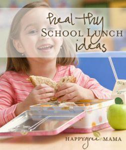 Healthy School Lunch Ideas - Kid-Friendly Lunch Box Inspiration!