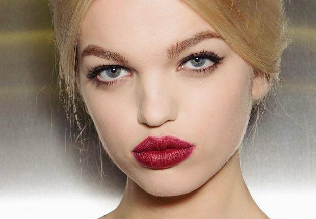 How to: Dolce & Gabbana's Sophia Loren inspired makeup look