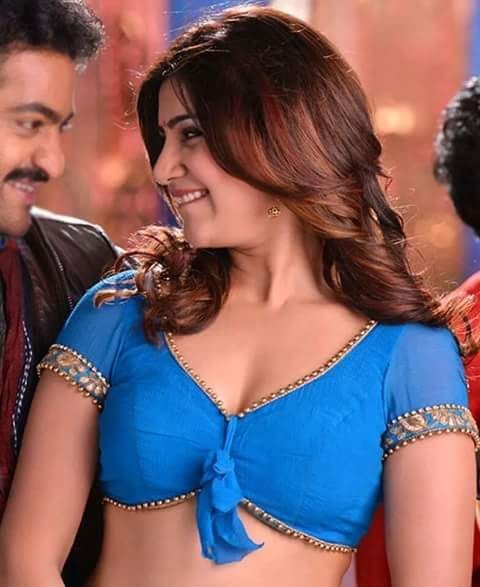 The hot and juicy navel pics collection of south indian tollywood sexy actress Samantha ruth prabhu who is seducing us with her unseen eroti...