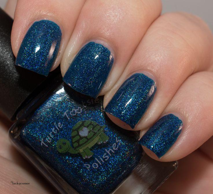 Turtle Tootsie Polishes Winter Blues, Läsarnas Val, Reader's Choice