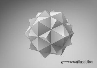 Complex 3d Geometric Shapes Google Search Plant