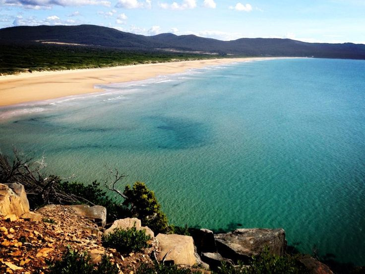 Narawntapu National Park, Tas. Booked it for easter weekend. Yipee!!