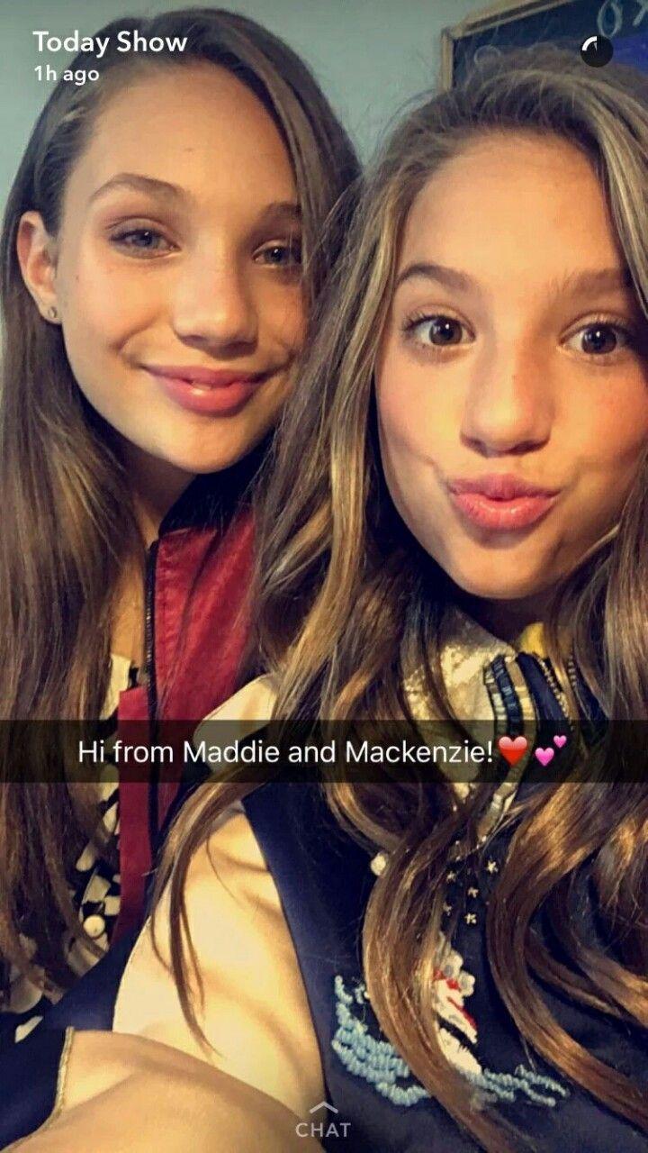 Resultado De Imagen Para Mackenzie Y Maddie Ziegler 2017 -1322