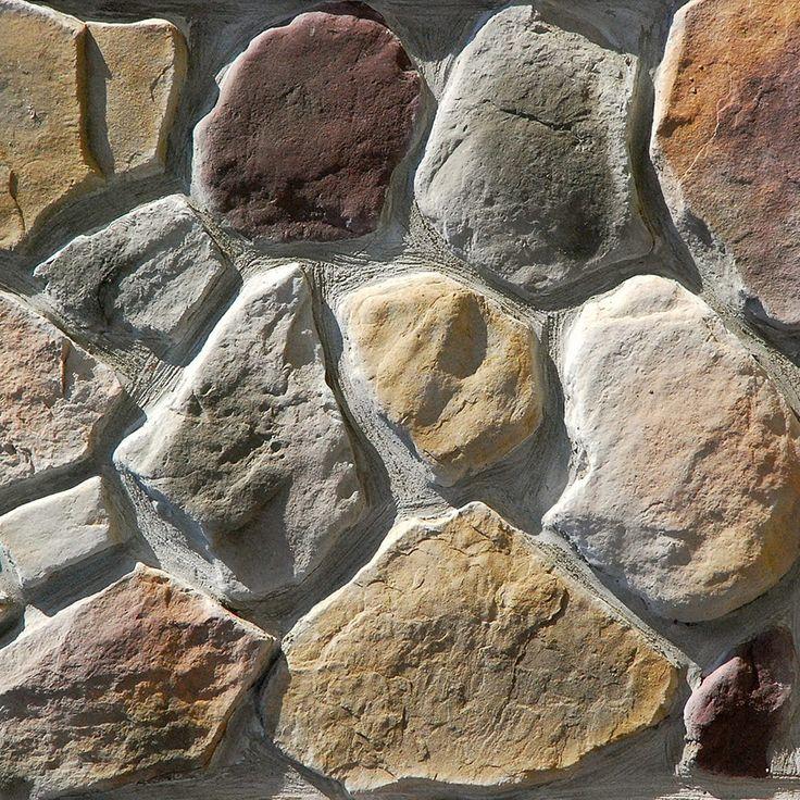 Manufactured Stone Veneer - Luxury Manufactured Stone - Verona / Field Stone