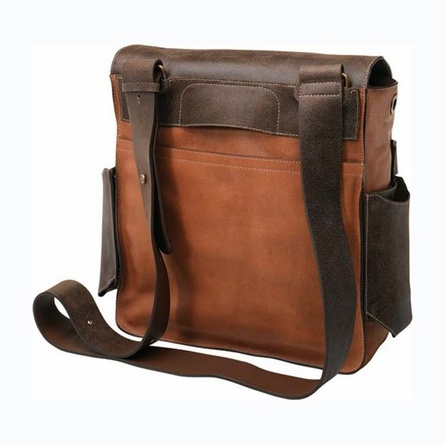 Scout Rubicon Rucksack - Distressed Brown Leather