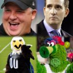 BREAKING NEWS: CHIP KELLY LOSES IT! TRADES HOWIE ROSEMAN & SWOOP FOR THE PHILLIES PHANATIC!