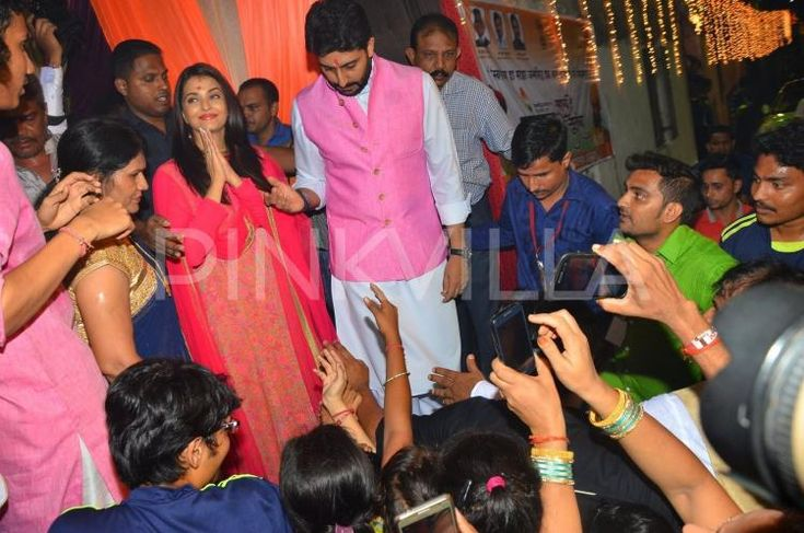 Bollywood celebrities have been seeking the blessings of Ganpati Bappa during…
