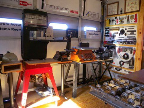 5449 best workshop images on Pinterest Workshop, Garage ideas - home workshop ideas