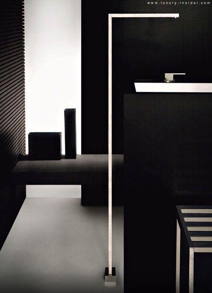 Griferia Vidrio Cascada Para Baño Diseno Elegancia:de 1000 imágenes sobre Grifería en Pinterest
