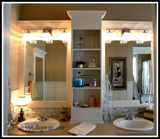 cheap charm bracelets australia How to Frame a Builder Grade Mirror  A breakdown of the details