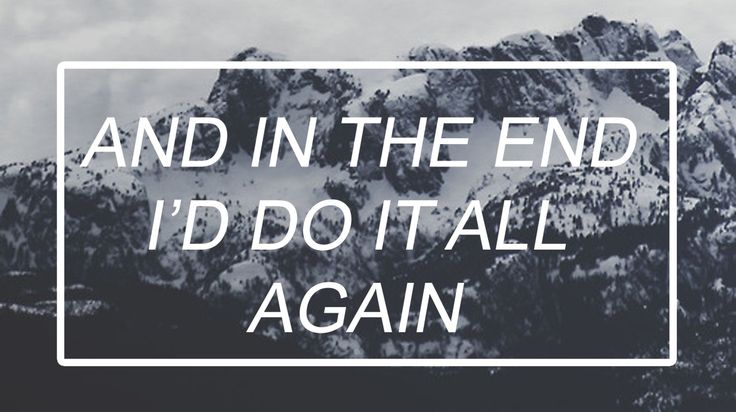 The Kids Aren't Alright - Fall Out Boy