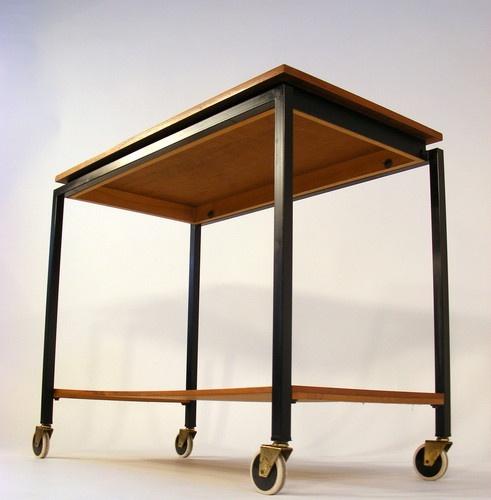 17 best images about accessoires mobilier on pinterest - Table roulante desserte ...