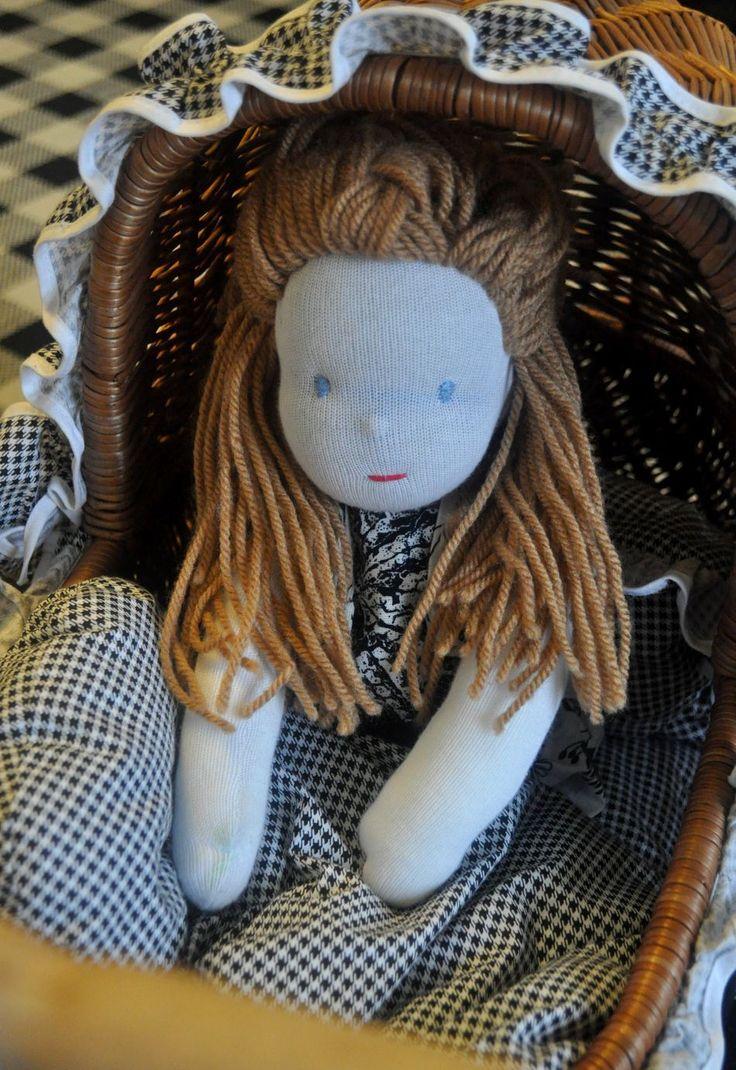 lalka waldorfska