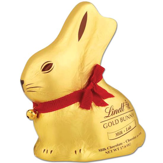 Gold Bunny Milk 500g #WinEasterChocolateWithLindt