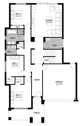 Seabreeze 39sq - Ground Floor