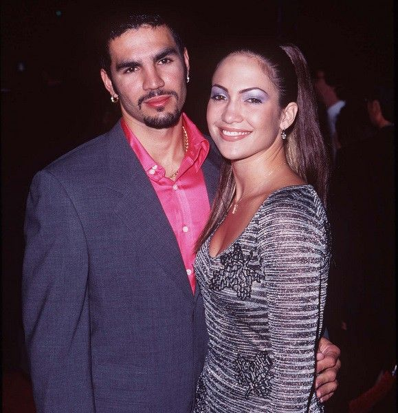 February Celeb Marriages That Ended In Divorce Jlo and first husband