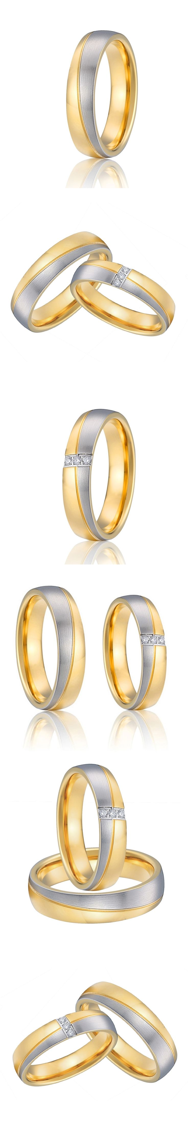 The 25 best His and her wedding rings ideas on Pinterest